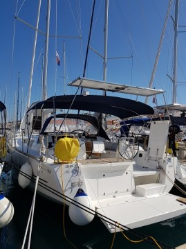 Rental yacht Trogir - Dufour Dufour 460 - 5 cab. on SamBoat