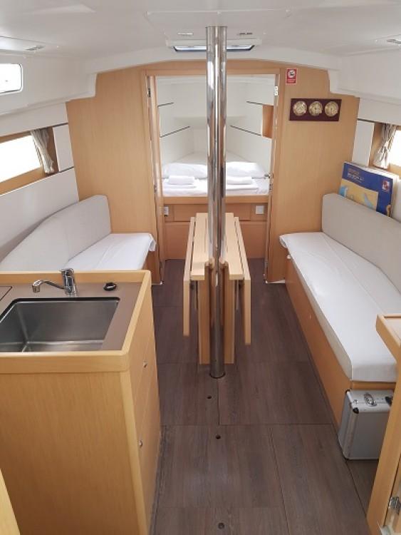 Rental yacht Trogir - Bénéteau Oceanis 35.1 on SamBoat