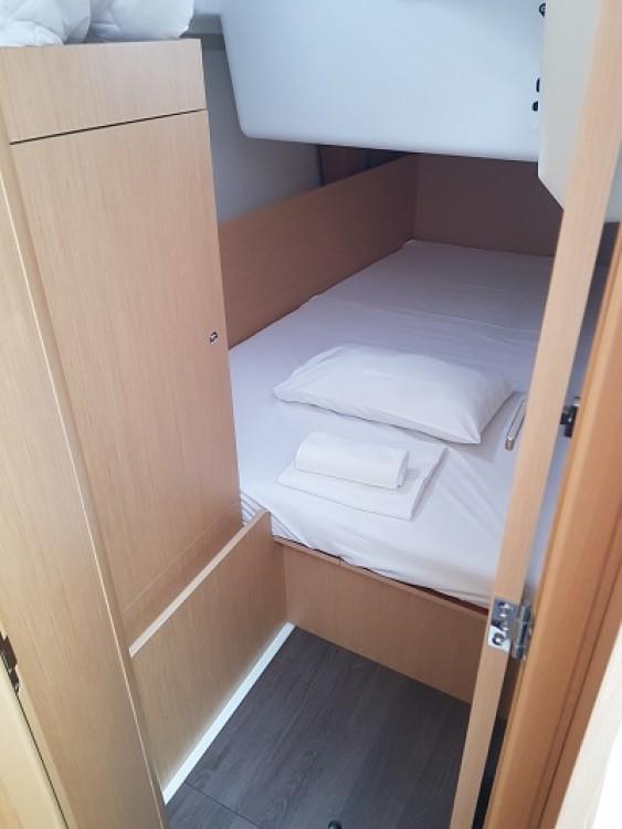 Boat rental Trogir cheap Oceanis 35.1