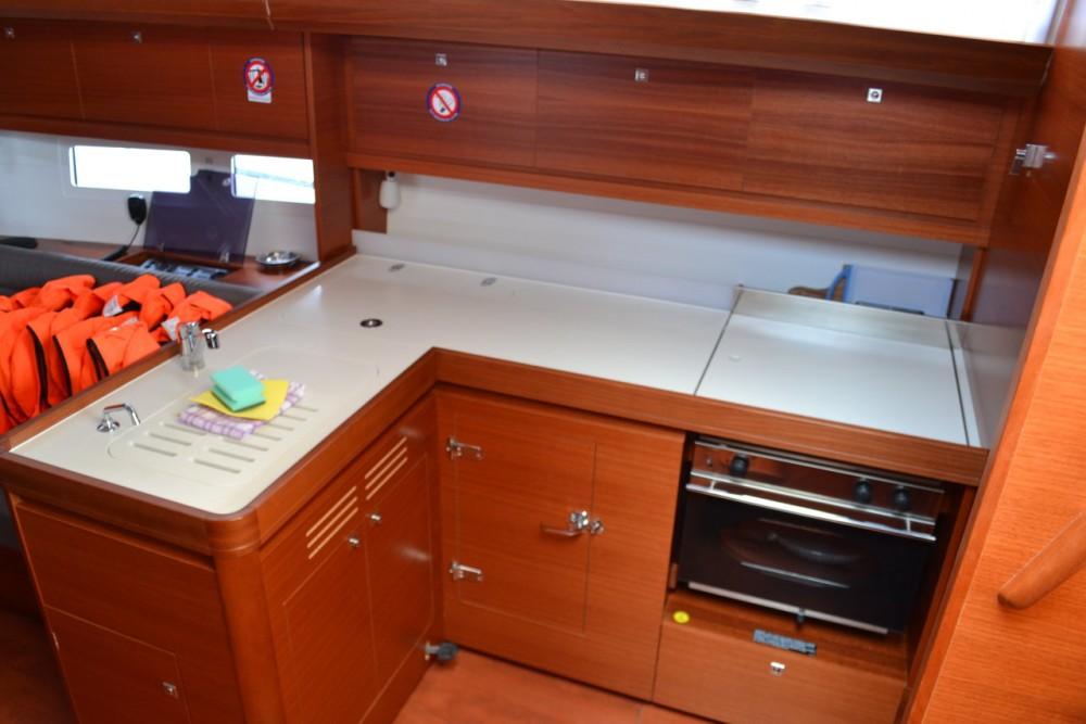 Boat rental Općina Sukošan cheap Dufour 412 Grand Large