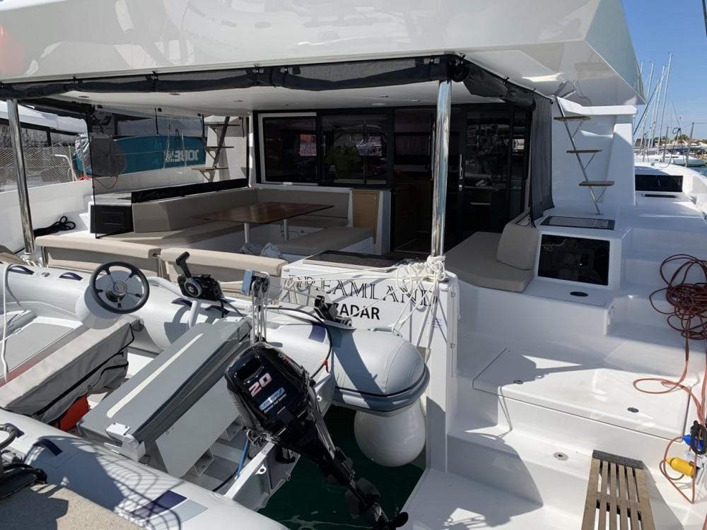 Rental Catamaran in Općina Sukošan - Dufour Dufour 48 Catamaran - 5 + 1 cab.