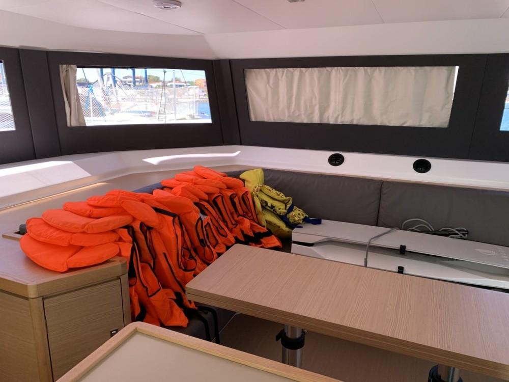 Catamaran for rent Općina Sukošan at the best price