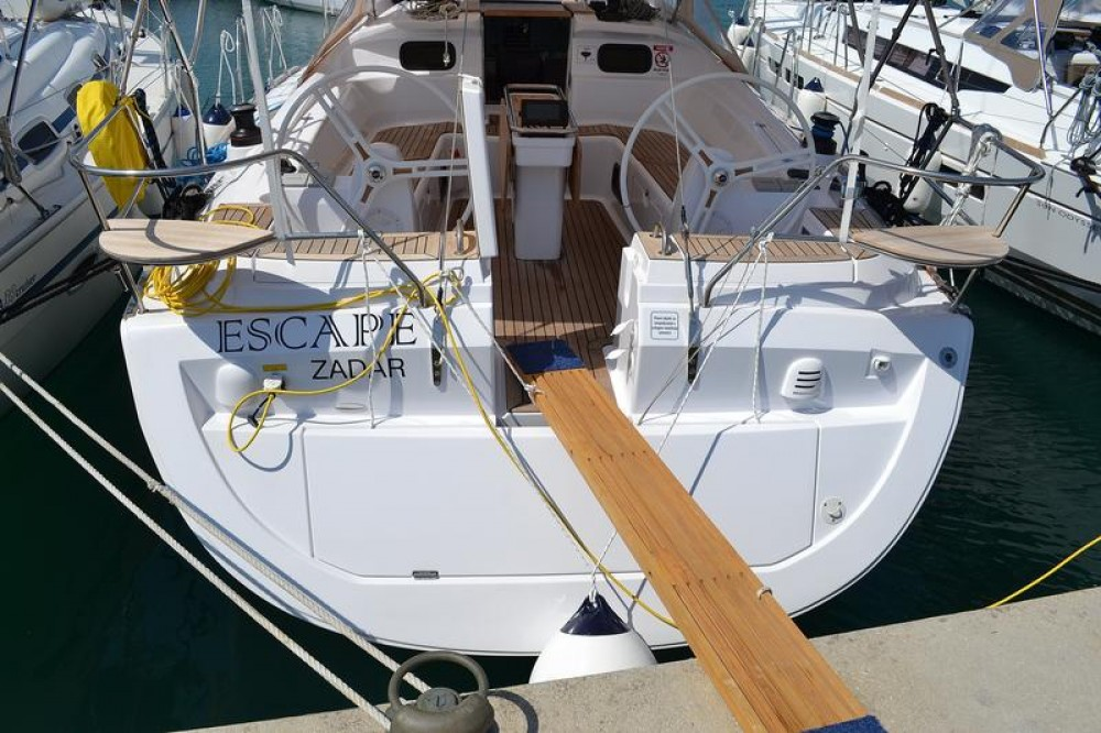 Boat rental Elan Elan 444 Impression in Općina Sukošan on Samboat