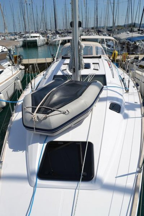 Rental yacht Općina Sukošan - Elan Elan 444 Impression on SamBoat