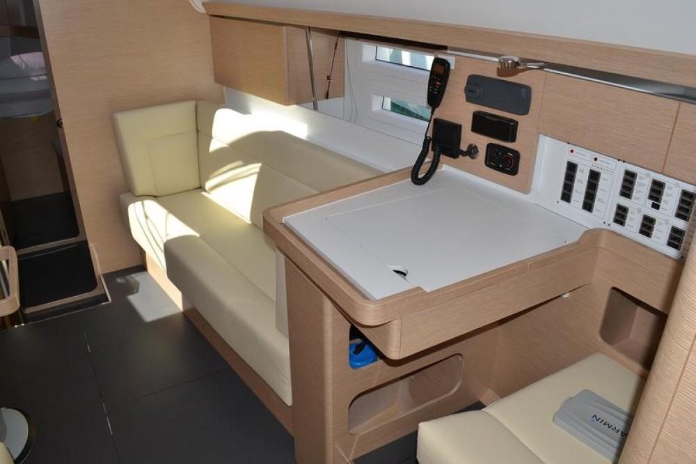 Boat rental Općina Sukošan cheap Elan 444 Impression