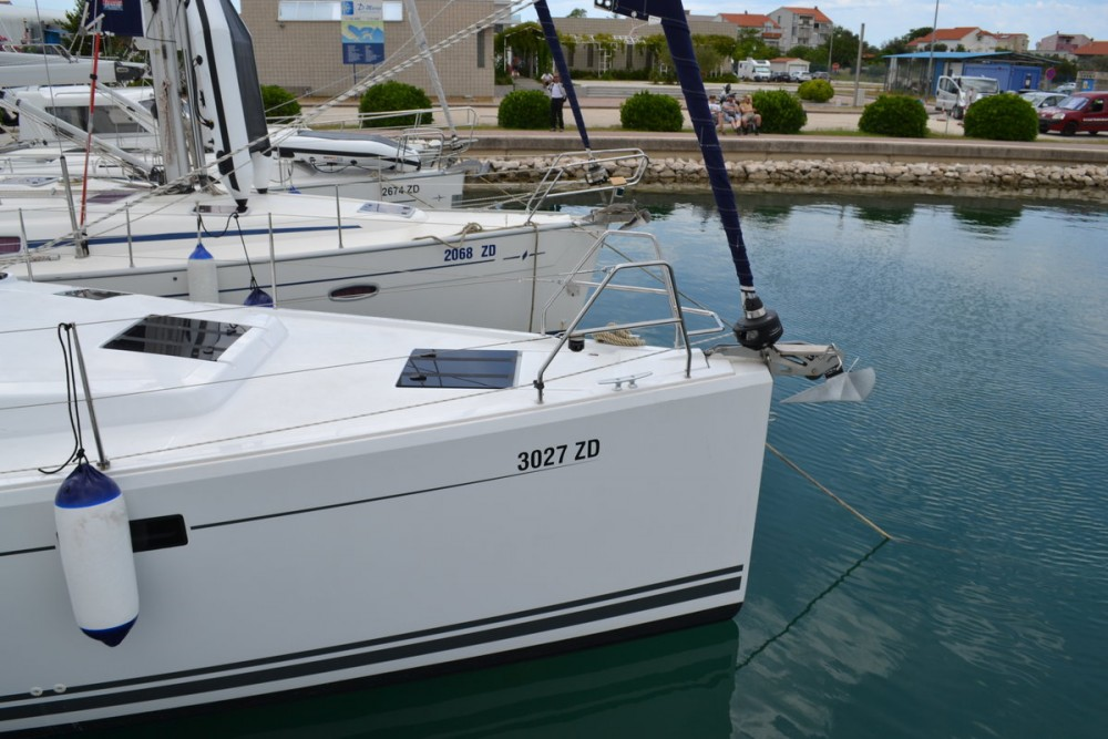 Boat rental  cheap Hanse 415