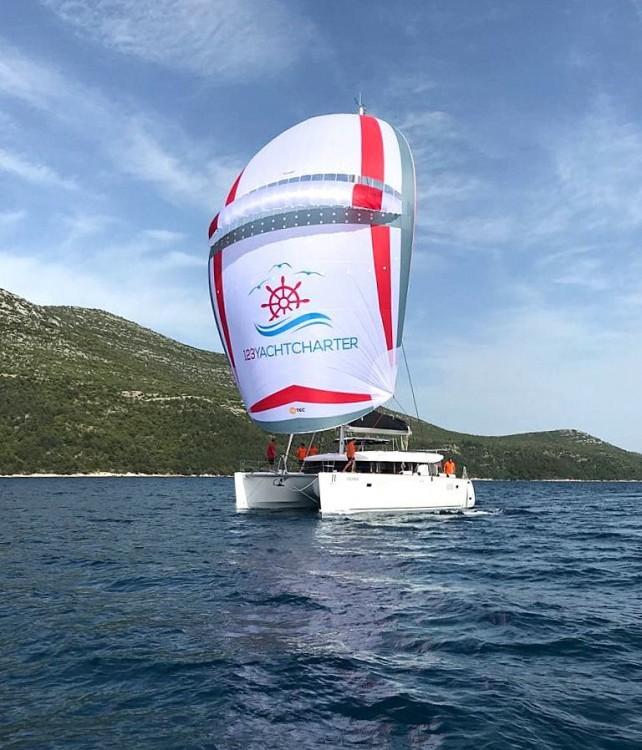 Rent a Lagoon Lagoon 450 S - 4 + 2 cab. Croatia