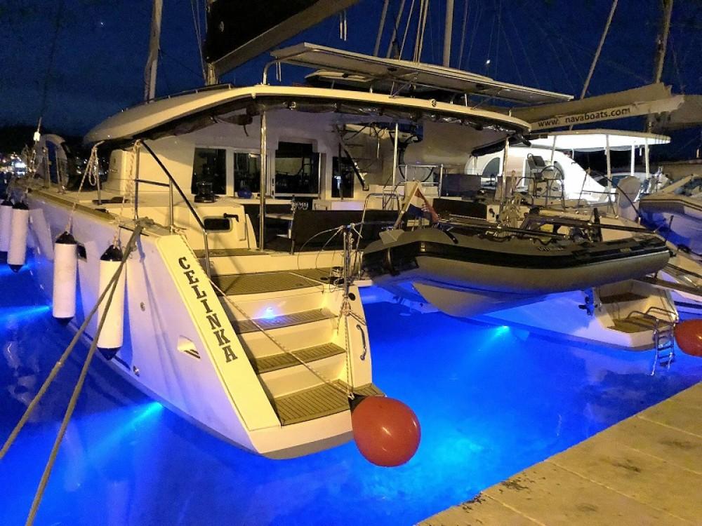 Lagoon Lagoon 450 S - 4 + 2 cab. between personal and professional Croatia