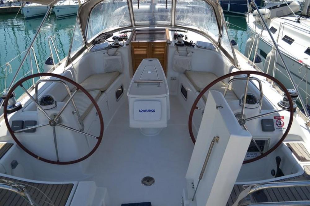 Rental Sailboat in Općina Sukošan - Bénéteau Oceanis 40