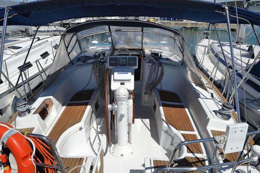 Boat rental Općina Sukošan cheap Oceanis