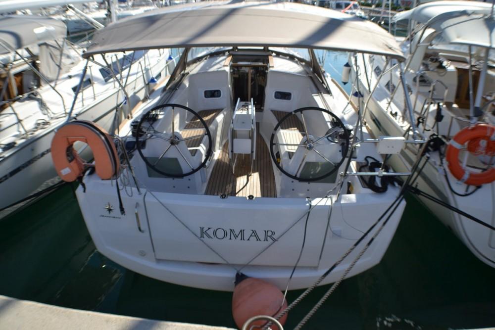 Boat rental Općina Sukošan cheap Sun Odyssey 349