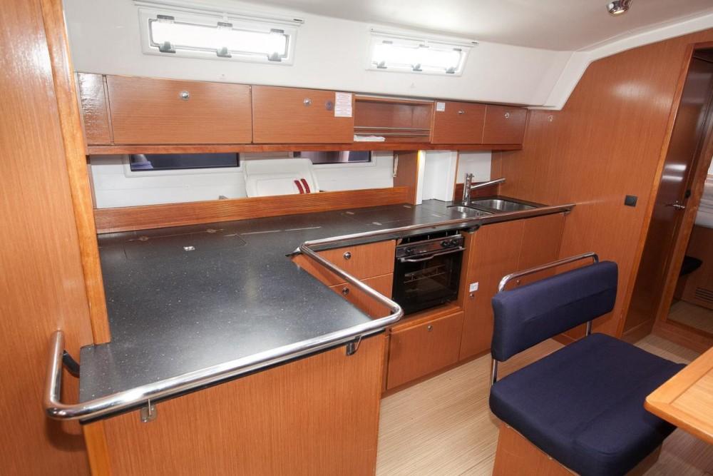 Boat rental Grad Zadar cheap Cruiser 45