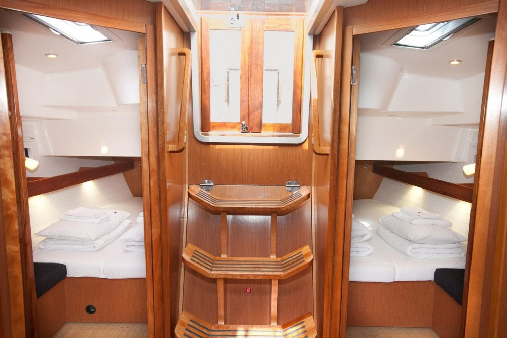 Rent a Bavaria Cruiser 45 Grad Zadar