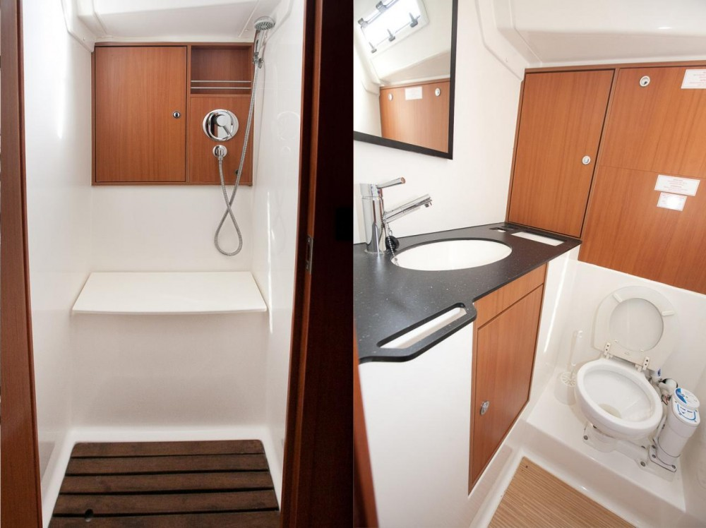 Rental yacht Grad Zadar - Bavaria Cruiser 45 on SamBoat