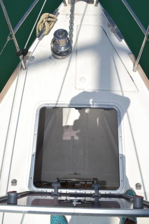 Rental Sailboat in Općina Sukošan - Jeanneau Sun Odyssey 509