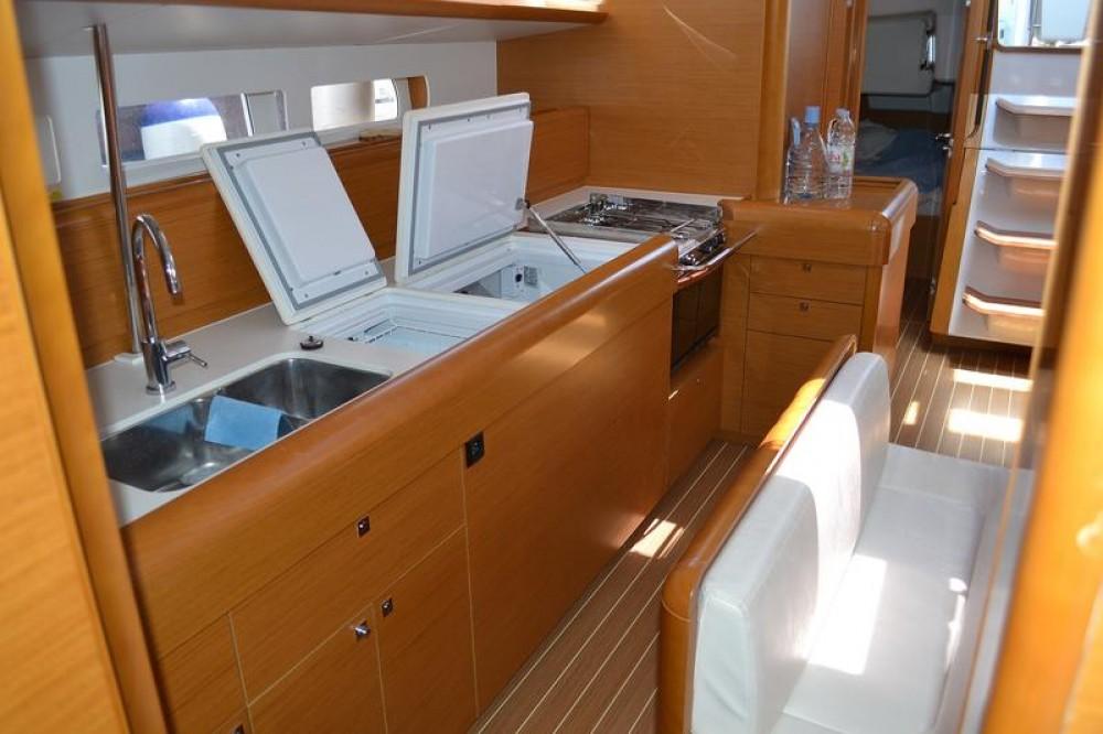 Rental yacht Općina Sukošan - Jeanneau Sun Odyssey 509 on SamBoat