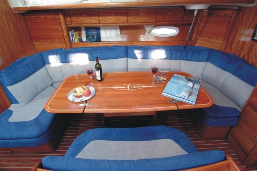 Bavaria Cruiser 50 between personal and professional Peloponnese