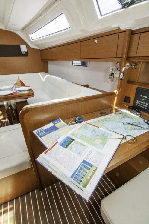 Bavaria Cruiser 41 between personal and professional Peloponnese