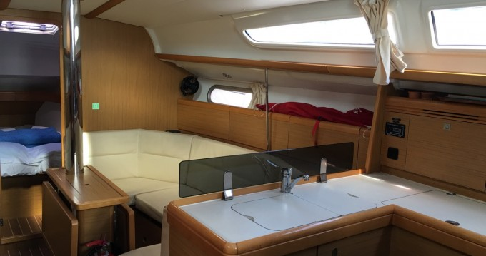 Boat rental Jeanneau Sun Odyssey 36i in Lefkada (Island) on Samboat