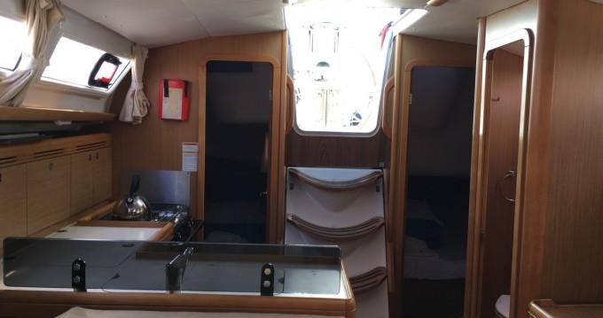 Rent a Jeanneau Sun Odyssey 36i Lefkada (Island)