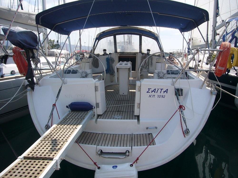 Rental yacht Peloponnese - Jeanneau Sun Odyssey 45.2 on SamBoat