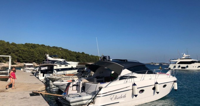 Hire Motorboat with or without skipper Focus Zadar