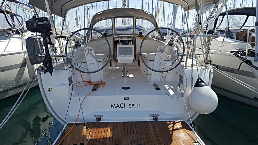 Boat rental Primorsko-Goranska Županija cheap Cruiser 37