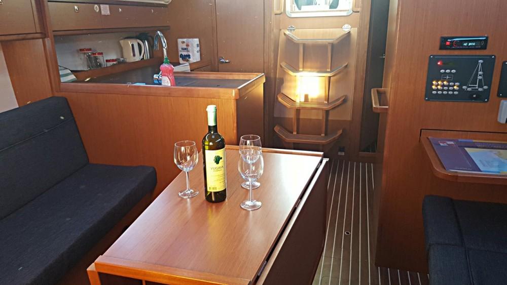 Bavaria Cruiser 37 between personal and professional Primorsko-Goranska Županija