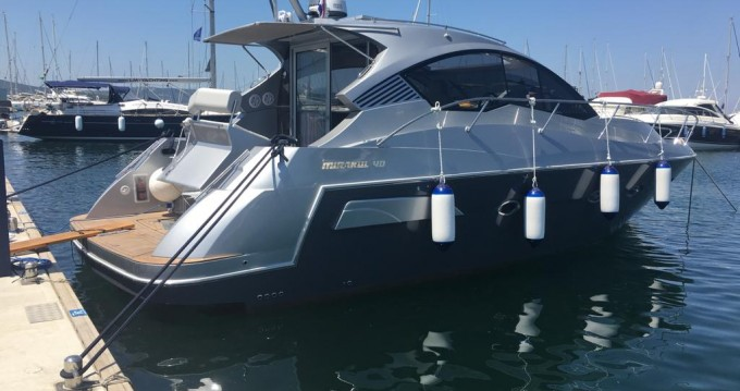 Boat rental Grginić Mirakul 40 in Zadar on Samboat