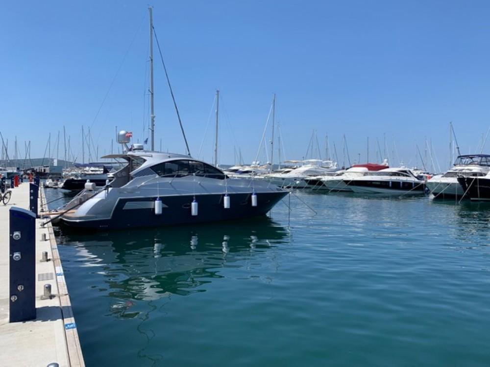 Rental Motorboat in Grad Zadar - Grginic-Jahte Mirakul 40