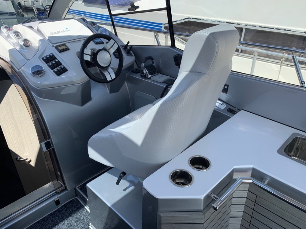 Boat rental Grad Zadar cheap Mirakul 40