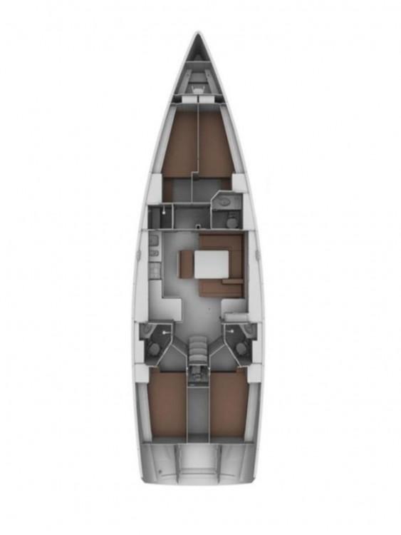 Rental yacht Primorsko-Goranska Županija - Bavaria Cruiser 45 on SamBoat