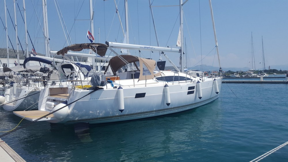 Boat rental Primorsko-Goranska Županija cheap Impression 50