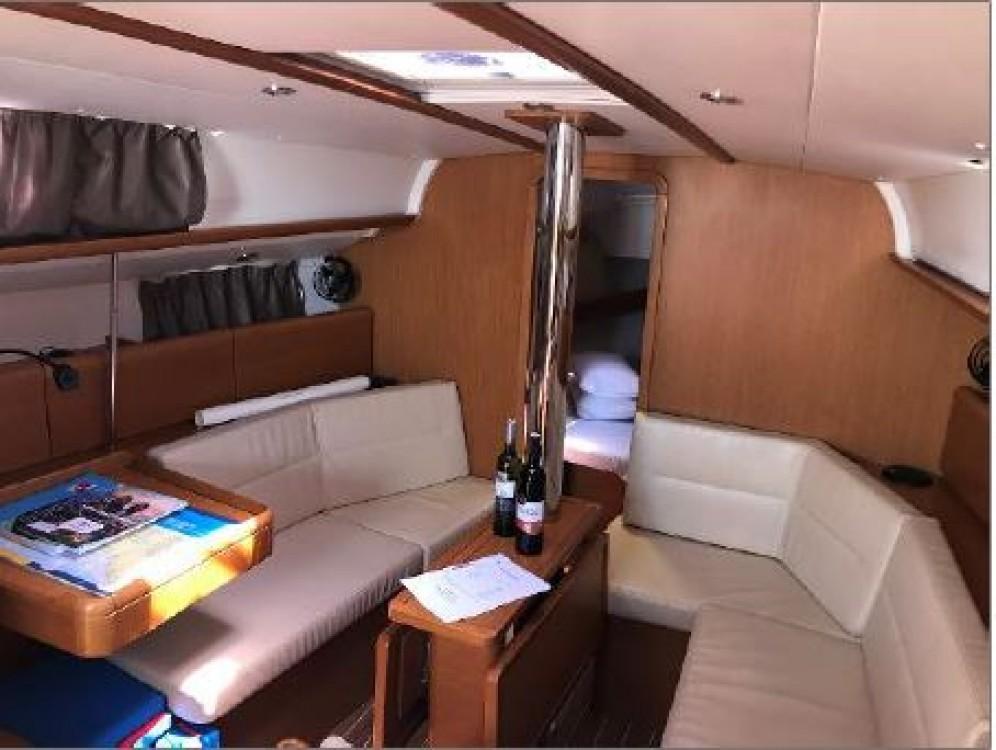 Boat rental Jeanneau Sun Odyssey 36i in Primorsko-Goranska Županija on Samboat
