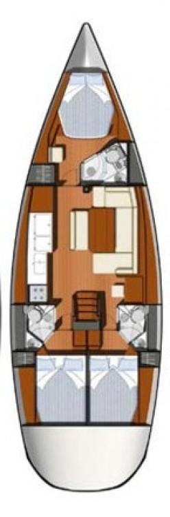 Hire Sailboat with or without skipper Jeanneau Primorsko-Goranska Županija