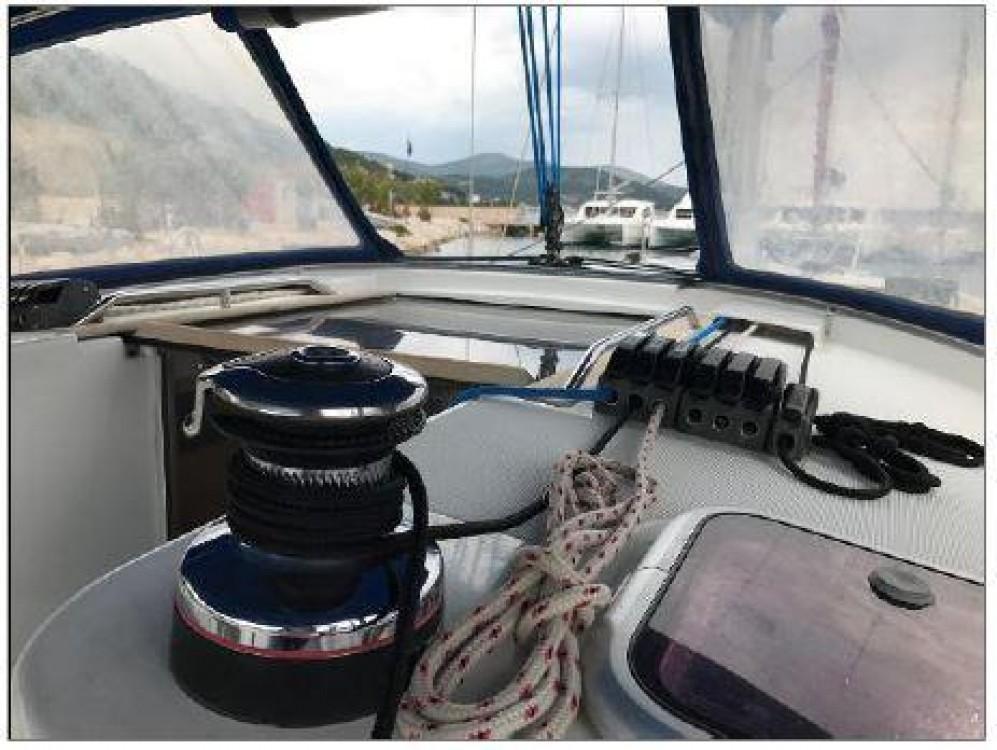 Boat rental Primorsko-Goranska Županija cheap Sun Odyssey 44i - 3 cab.