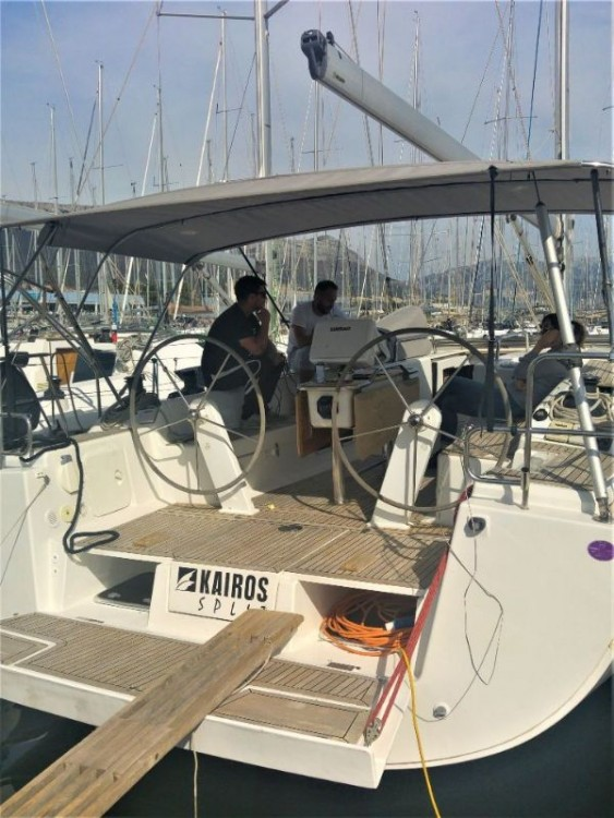 Rental Sailboat in Croatie - Hanse Hanse 495