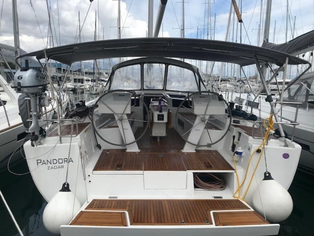 Rental yacht Croacia - Hanse Hanse 505 - 4 + 1 cab. on SamBoat