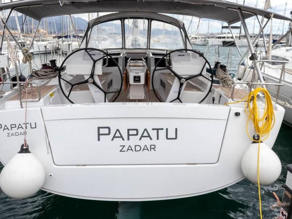 Rental yacht Croatia - Hanse Hanse 505 - 5 + 1 cab. on SamBoat