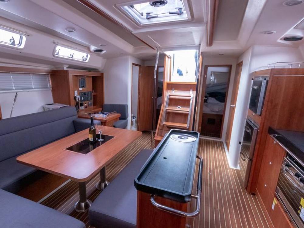 Rental Sailboat in Croatia - Hanse Hanse 505 - 5 + 1 cab.