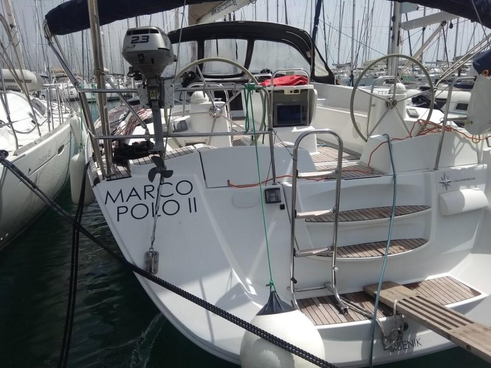 Rental yacht Croatia - Jeanneau Jeanneau 53 on SamBoat