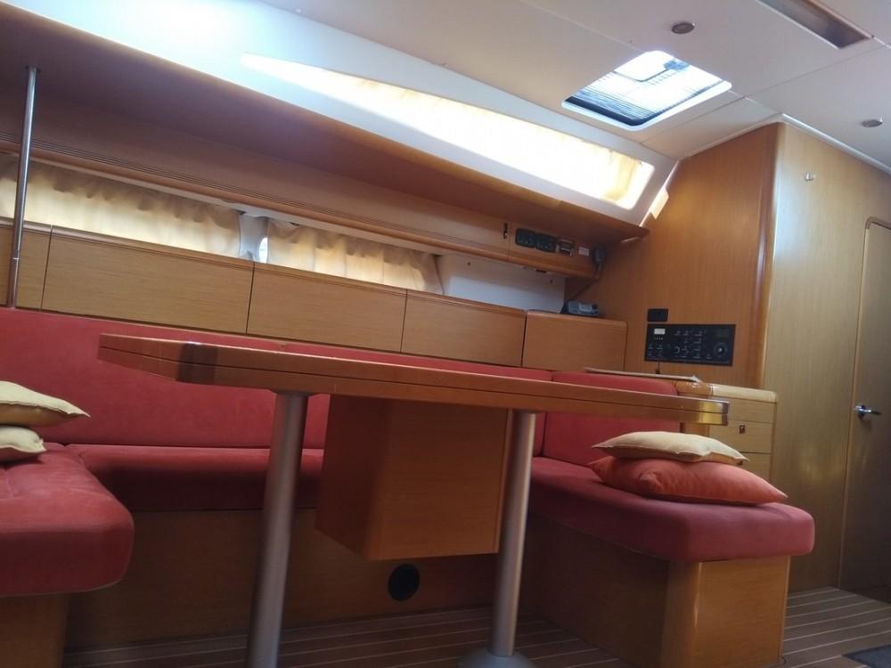 Rental Sailboat in Croatia - Jeanneau Jeanneau 53