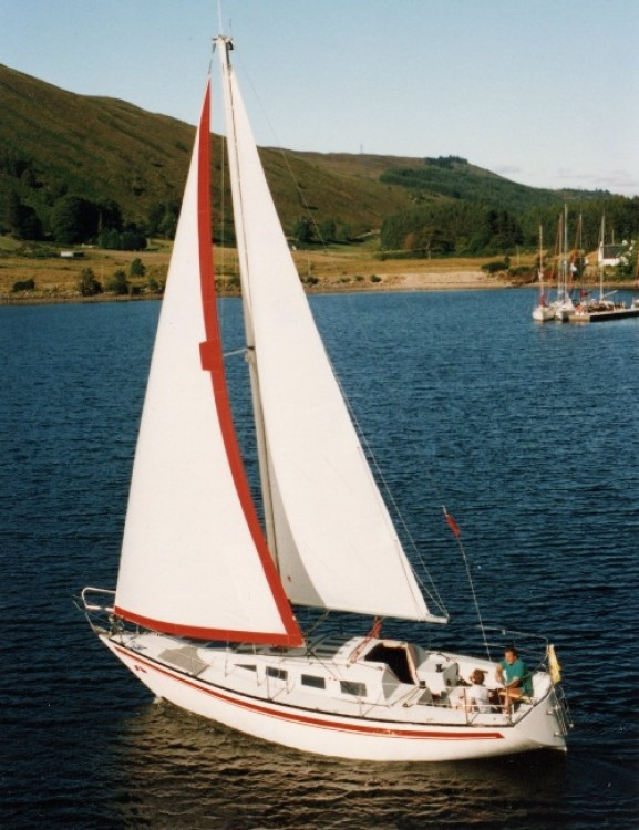 Rental Sailboat Sigma-Yachts with a permit