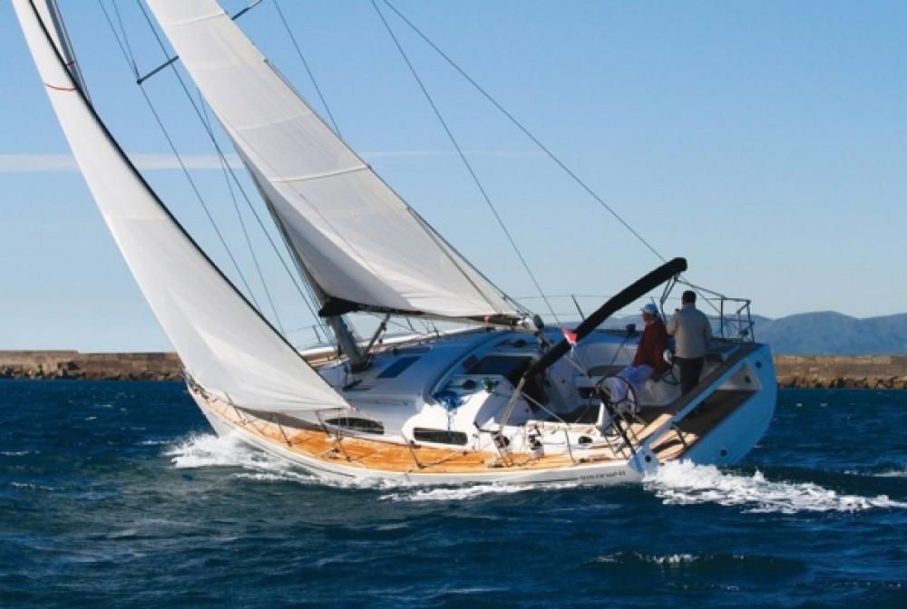 Rental Sailboat in Croatia - Salona Salona 41