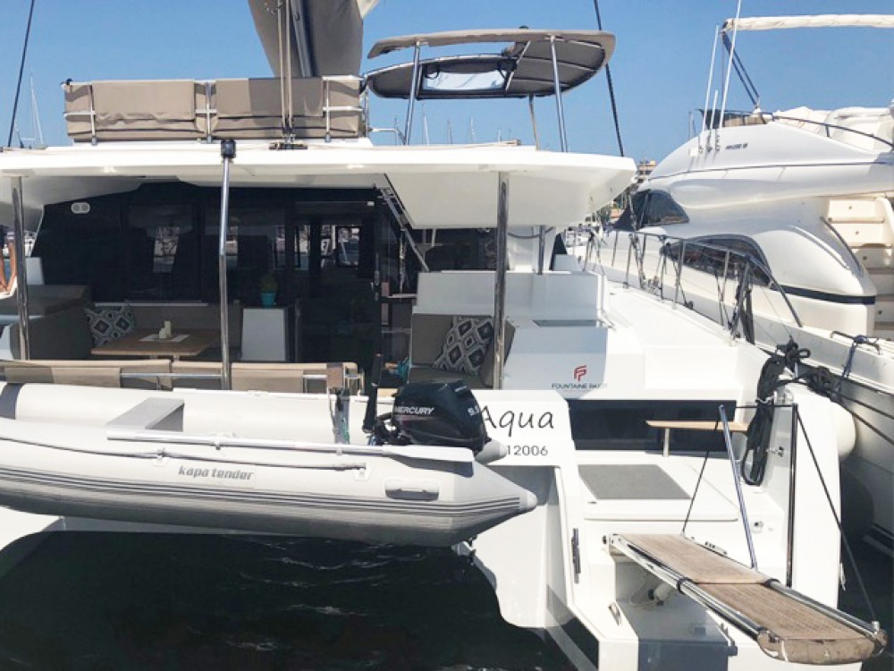 Rent a Fountaine Pajot Saona 47