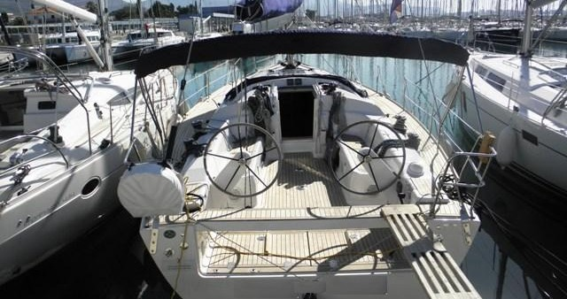 Hire Sailboat with or without skipper Salona Kaštela
