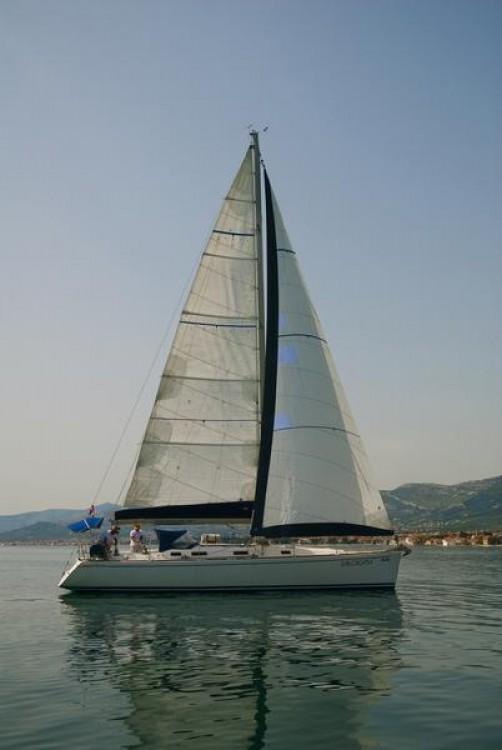 Rent a Salona Salona 45 Croatia