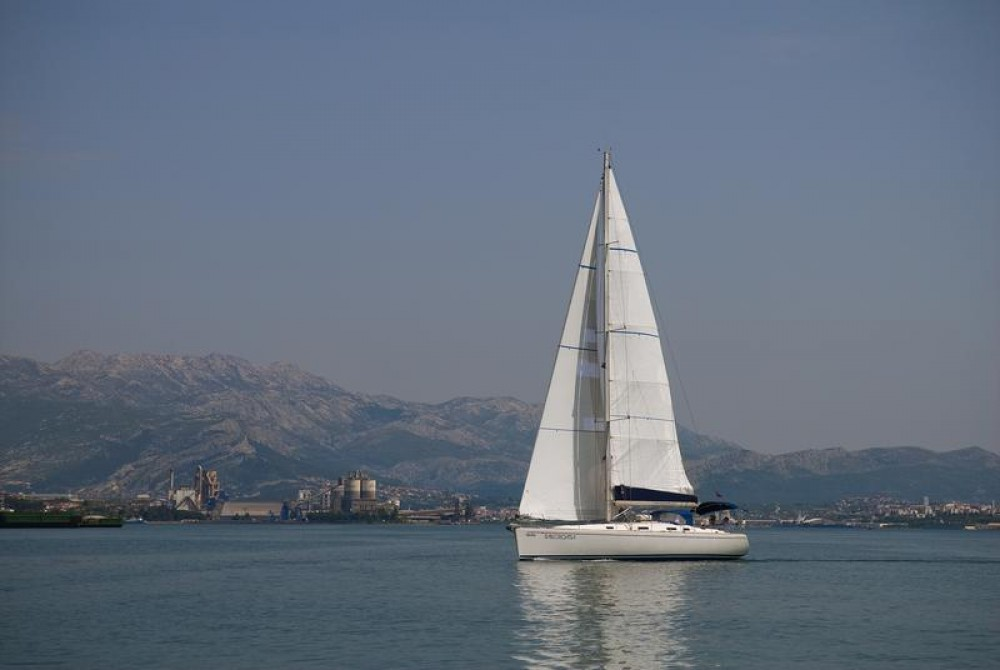 Rental yacht Croatia - Salona Salona 45 on SamBoat