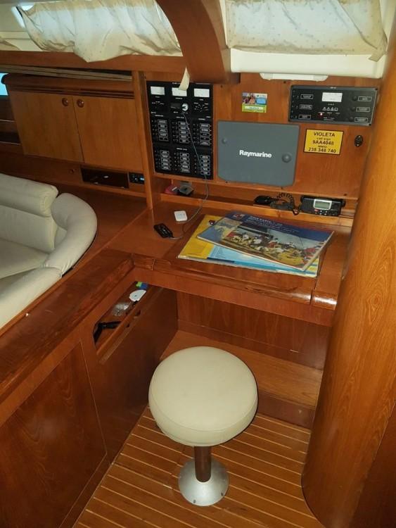 Rent a Jeanneau Sun Odyssey 49 Croatie