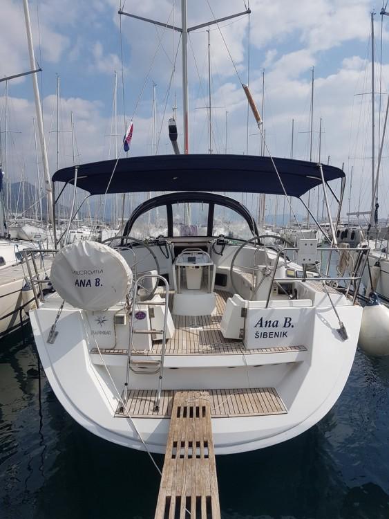 Rental Sailboat in Croatia - Jeanneau Sun Odyssey 49i